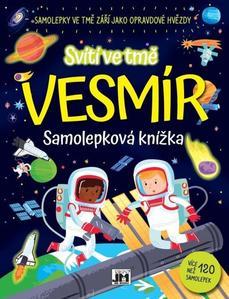 Obrázok Samolepková knížka Vesmír