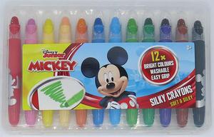 Obrázok Gelové voskovky Mickey