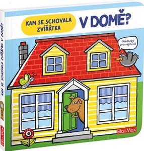 Obrázok Kam se schovala zvířátka v domě
