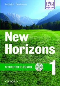 Obrázok New Horizons 1 Student's Book