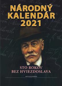 Obrázok Národný kalendár 2021