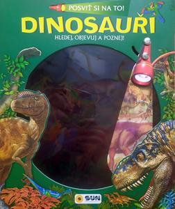 Obrázok Dinosauři Posviť si na to!