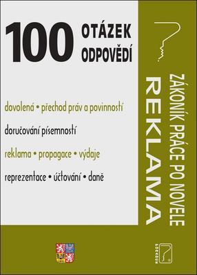 Obrázok 100 otázek a odpovědí Zákoník práce po novele; Reklama a propagace
