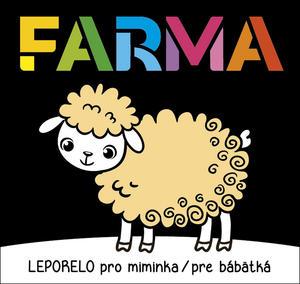 Obrázok Farma Leporelo pro miminka / pre bábätká