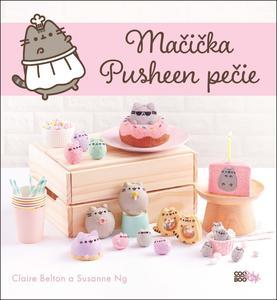 Obrázok Mačička Pusheen pečie