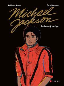 Obrázok Michael Jackson Ilustrovaný životopis