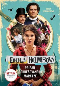 Enola Holmesová Případ pohřešovaného markýze