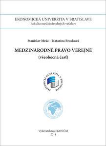 Obrázok Medzinárodné právo verejné