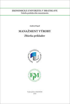 Obrázok Manažment výroby