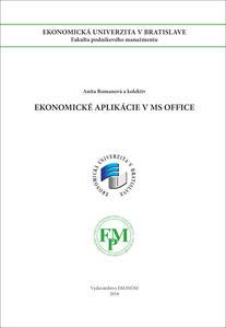 Obrázok Ekonomické aplikácie v MS OFFICE