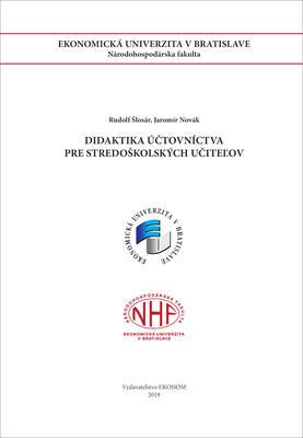 Obrázok Didaktika účtovníctva pre stredoškolských učiteľov