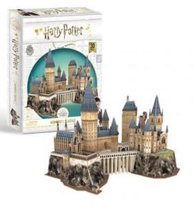 Obrázok Puzzle 3D Harry Potter Bradavice Hrad 211 dílků