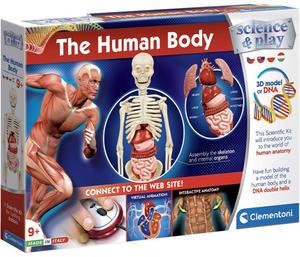 Obrázok Dětská laboratoř Lidské tělo