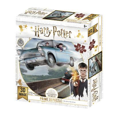 Obrázok 3D PUZZLE Harry Potter Ford Anglia