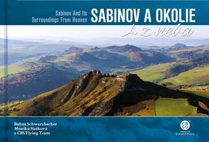 Obrázok Sabinov a okolie z neba