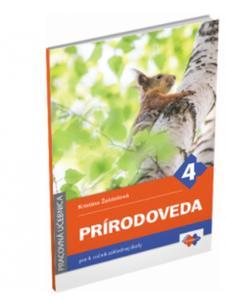 Obrázok Prírodoveda pre 4. ročník základnej školy - pracovná učebnica