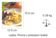 Obrázok Těstoviny Špalíček receptů