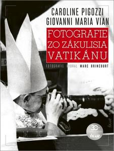 Obrázok Fotografie zo zákulisia Vatikánu