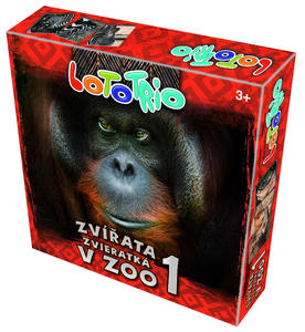 Obrázok LotoTrio Zvířata v ZOO 1