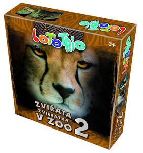 Obrázok LotoTrio Zvířata v ZOO 2