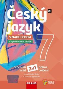 Obrázok Český jazyk 7 s nadhledem 2v1