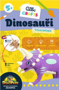 Obrázok Dinosauři Triceratops
