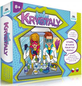 Obrázok Krystaly