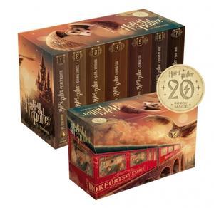 Obrázok Harry Potter box 1-7: 20. výročie vydania