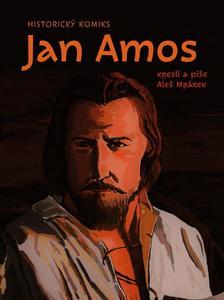 Obrázok Historický komiks Jan Amos