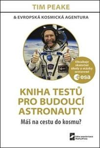 Obrázok Kniha testů pro budoucí astronauty