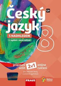Obrázok Český jazyk 8 s nadhledem 2v1