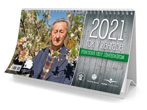 Obrázok Rok v záhrade 2021