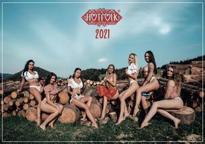 Obrázok Hotfolk 2021 nastenný kalendár