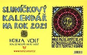 Obrázok Sluníčkový kalendář na rok 2021