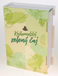Obrázok Knihomolský zelený čaj