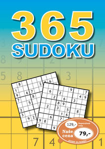 Obrázok 365 Sudoku