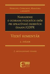 Obrázok Nariadenie o ochrane fyzických osôb pri spracúvaní osobných údajov/GDPR