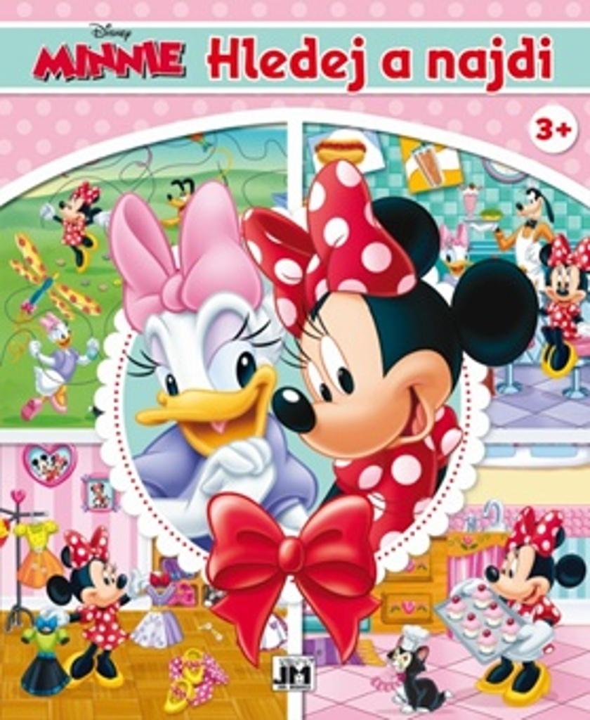Hledej a najdi Minnie