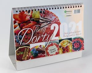 Obrázok Dorty 2021 - stolní kalendář