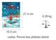 Lucinka a vánoční přání