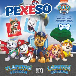Obrázok Pexeso Tlapková patrola
