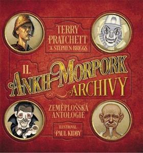 Obrázok Ankh-Morpork Archivy II.