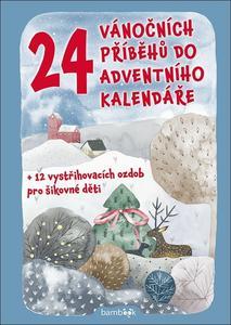 Obrázok 24 vánočních příběhů do adventního kalendáře