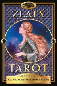 Obrázok Kapesní Zlatý tarot