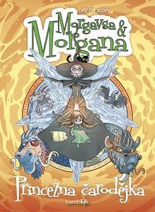 Obrázok Morgavsa a Morgana Princezna čarodějka