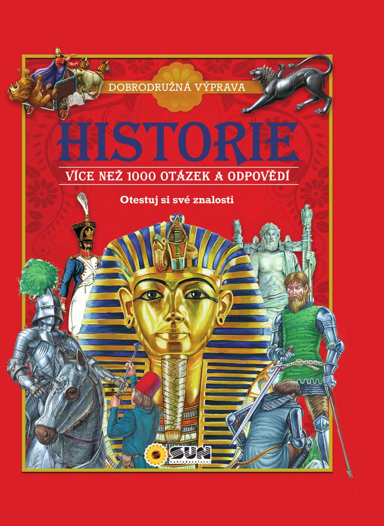 Historie Více než 1000 otázek a odpovědí