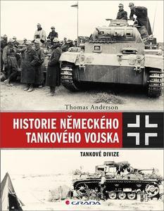 Obrázok Historie německého tankového vojska