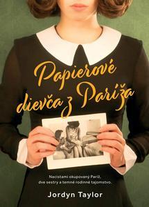 Obrázok Papierové dievča z Paríža