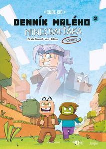 Obrázok Denník malého Minecrafťáka 2 komiks (Balada o Podsvetí)
