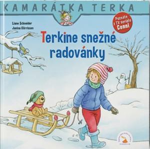 Obrázok Terkine snežné radovánky (Kamarátka Terka 30. diel)